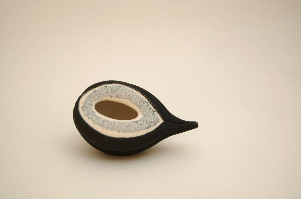 Sara Kirschen porcelain sculpture